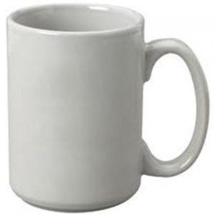 15oz sublimation mug white
