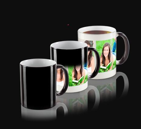 Sublimation Color Changing Mug,11oz , 36 each