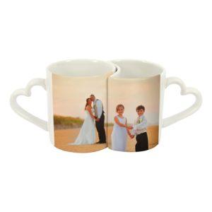 21197 heart sublimation mugs