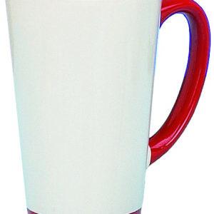 Remove term: rim handle Sublimation Funnel Mug rim handle Sublimation Funnel Mug