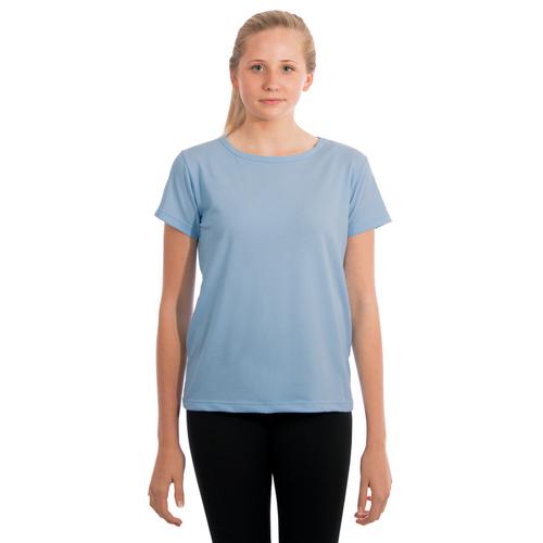 Lady Classic Sublimation T-Shirts Colors Shirt, 6 each