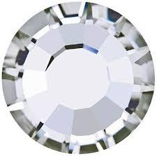 WHOLESALE 100 gross 14400 Crystal AB Hot Fix// Iron On Diamante Rhinestones