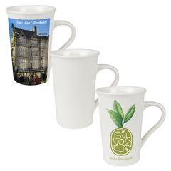 17 oz sublimation latte mug