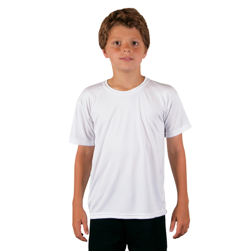 ccb6ce763d5c Sublimation Youth Solar Performance Short Sleeve Shirt ...