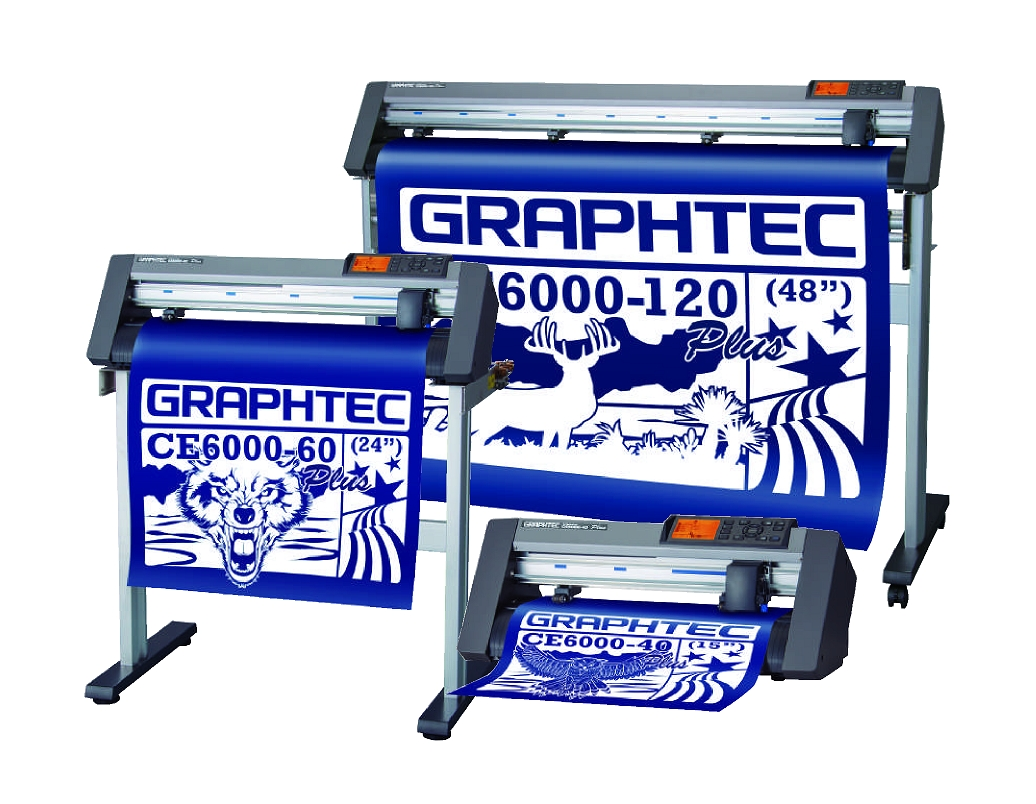 Graphtec Vinyl Cutters ce6000 plus group