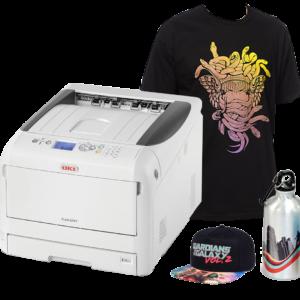 Laser Printers for Garment Printing