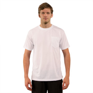 Pocket Tee Shirts for Sublimation