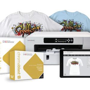 Inkjet Textile Cotton T Shirt Printers