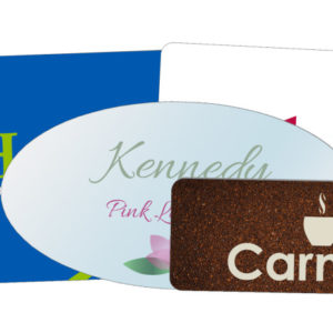 Name Badges for Sublimation