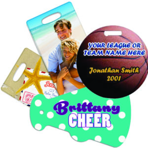 Bag Tags for Sublimation