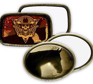 Belt Buckles for Sublimation