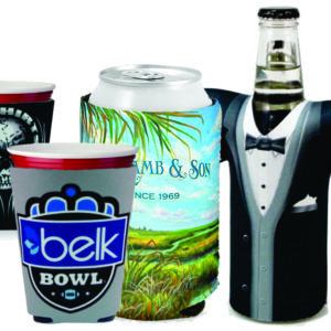 Beverage Insulators for Sublimation
