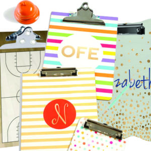 Clip Boards, Message Boards for Sublimation