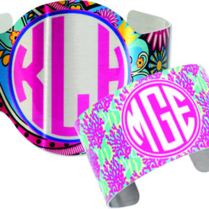 Cuff Bracelets for Sublimation