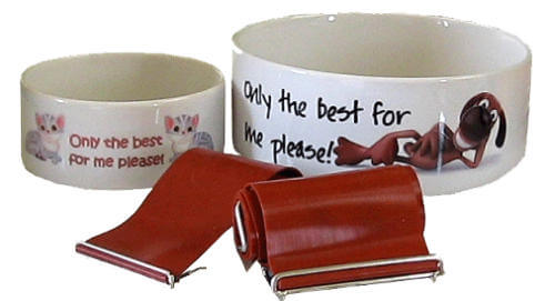 Ceramic items for Sublimation