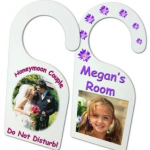 Door Hangers for Sublmation