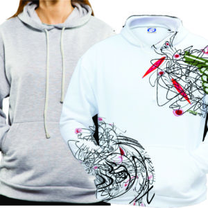 Hoodie Sweat Shirt for Sublimation