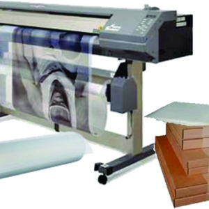 Inkjet Films for Screen Printing