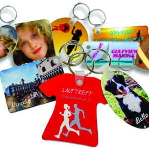 Key Rings for Sublimation