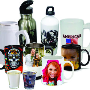 Sublimation Mugs and Sublimation Drink Ware