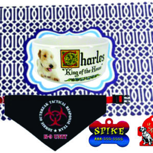 Pet Tags an Pet Items for Sublimation