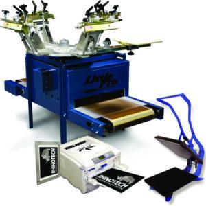Screen Printing Units