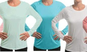 Ladies Long Sleeve for sublimation