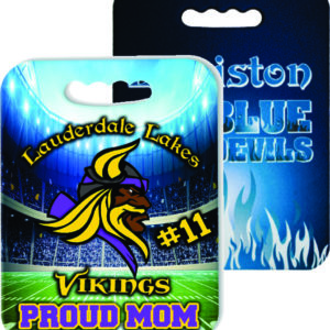 Stadium Cushions for Sublimation
