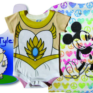 Baby-Toddler sublimation