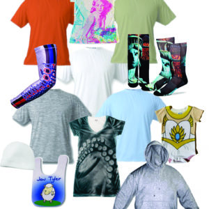 Apparel for Sublimation