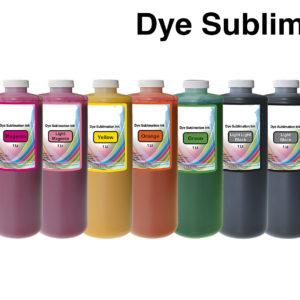 BULK Sublimation Inks