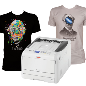 T Shirt transfer papers for laser printers