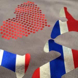 Foils for Textiles