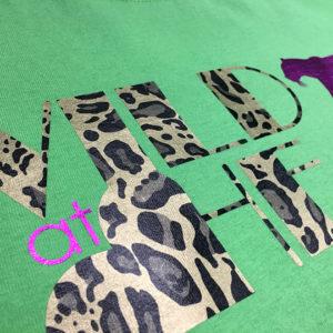 Designer Film T Shirt Vinyl