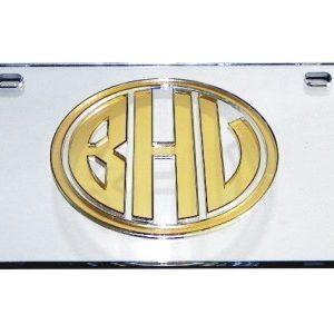 License Plates-Mirror