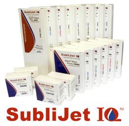 7890-9890 Sublimation Ink Cartridges
