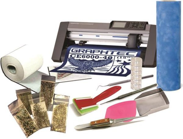rhinestone equipment bundles