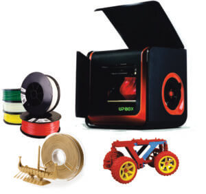3d Printer and printing supplies