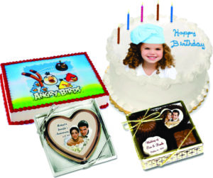 Printing Images On Cakes