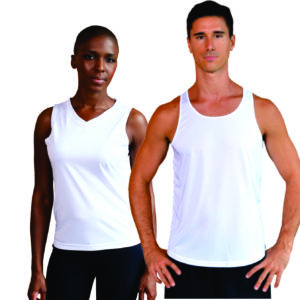 Singlets and Tank Tops for Sublimation