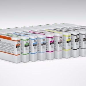 P5000 Epson Inks