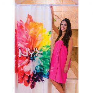 Shower Curtain for Sublimation