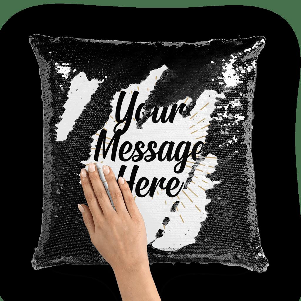 Sublimation Pillow Sublimation Pillow Sequin Pillows